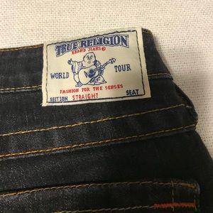 True Religion jeans. Never worn. Size 26
